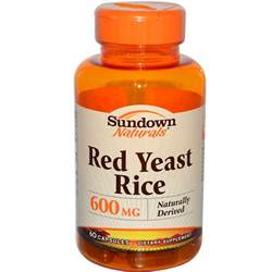 rexall naturals red yeast rice picture 2