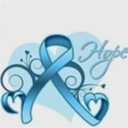 Prostate cancer ribbons picture 3