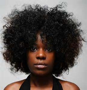 afro hair style picture 2