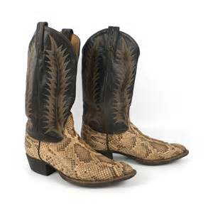 snake skin western s picture 1