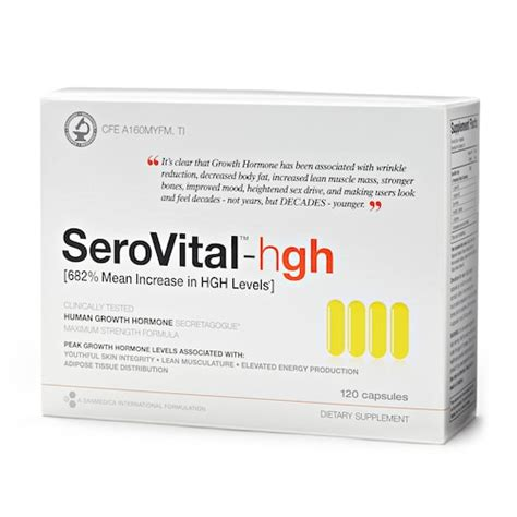 buy serovital-hgh dietary supplement picture 1