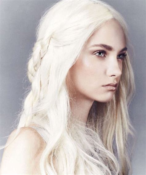 what hair colorplement pale skin picture 2