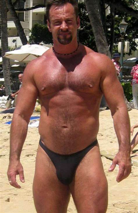 beautiful hairy chest muscle men picture 1