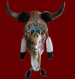 native american deer skull mounts picture 7