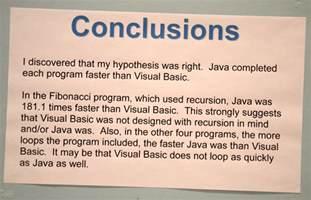 conclusion h liquids science fair picture 5