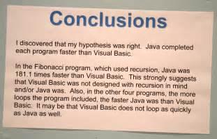 conclusion h liquids science fair picture 9