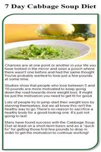 cabbage soup diet plan for free picture 11