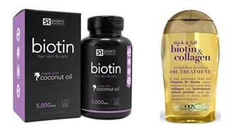 biotin for hair loss how much long picture 3
