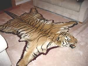 tiger skin rugs picture 11