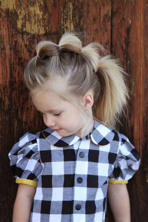 little girl hair styles picture 3
