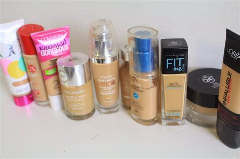 best drug store foundation for olier skin and picture 1