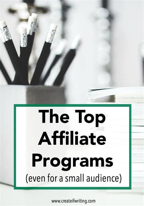 the top affiliate programs picture 1