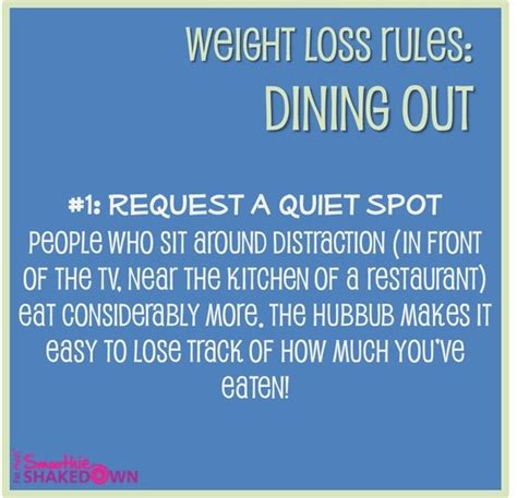 weight loss for dining out picture 3