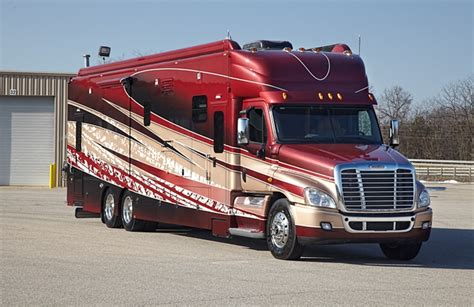 freightliner business cl motorhome picture 15