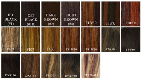 shades of brown hair color picture 14