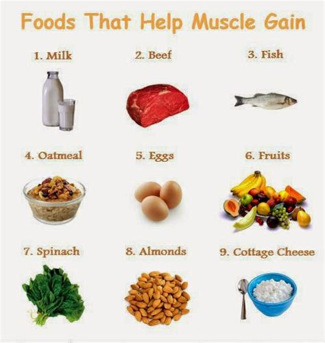 what to eat if you want to gain weight and muscle picture 2