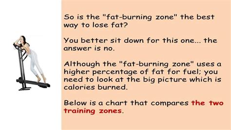 fat burning zone myth or fact picture 1