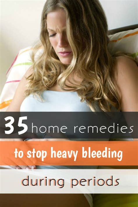 how to stop periods +herbal picture 5