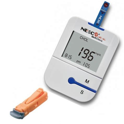 cholesterol machine picture 15