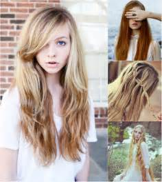 caring for long hair extensions picture 11