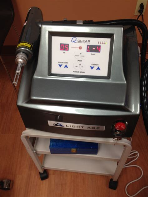clear nail laser centers picture 9
