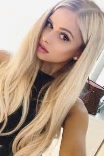 Blond hair styles picture 6