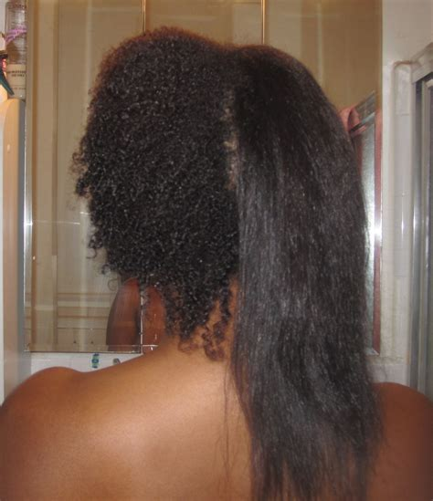 culture natural and relaxed hair picture 6