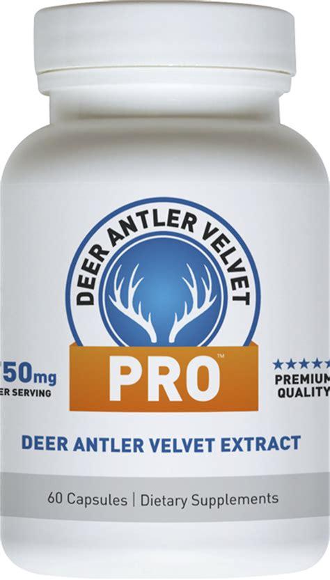 deer antler velvet extract effects on erections picture 9