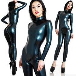 skin tight rubber suits for men picture 1