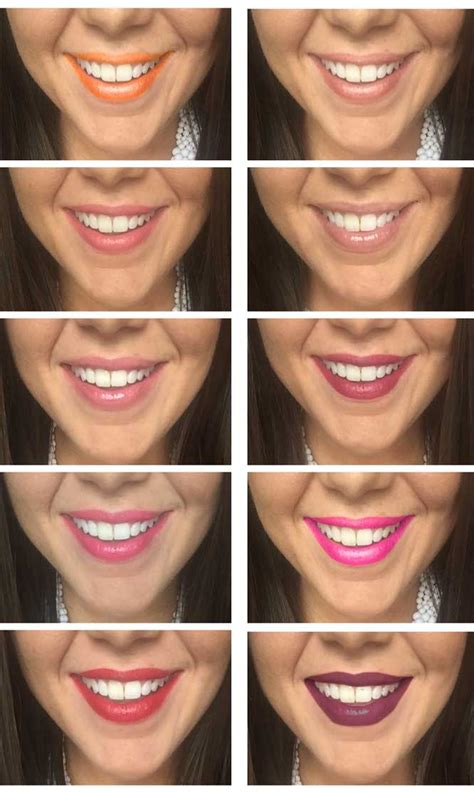 what kind of lip gloss can make your teeth whiter picture 7