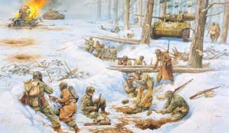 fighting the battle of the bulge can range picture 14