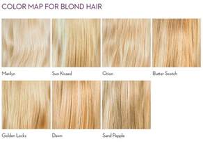 blonde colors for beige skin picture 3