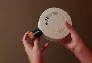 smoke alarm batteries recommendations picture 1