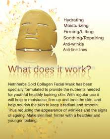skin care using gold water used by ellen picture 3