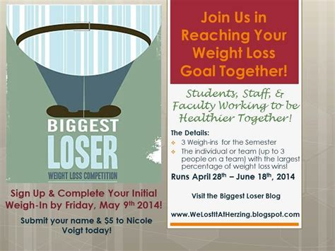 free weight loss contests 2014 picture 12