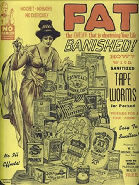 fat loss ad tapeworms picture 1