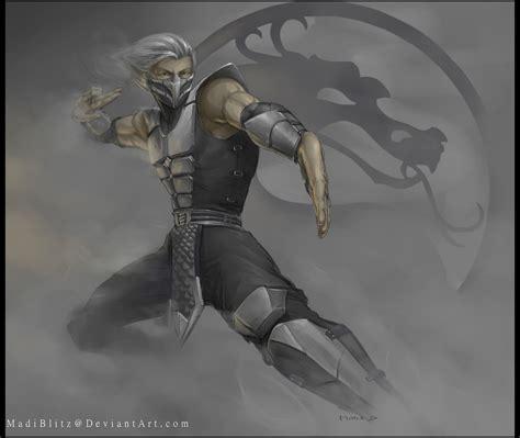 mortal kombat armageddon character info. human smoke picture 15