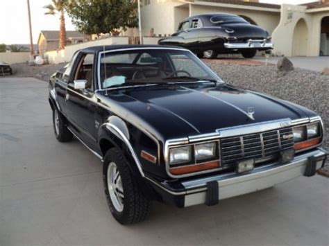 1981 amc eagle for sale picture 2