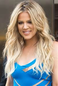 blonde hair styles picture 1