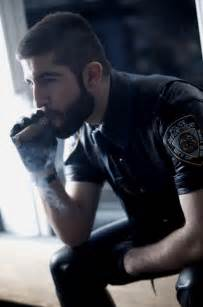 leather men who smoke cigars picture 1
