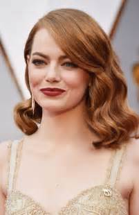 's red carpet hair picture 5