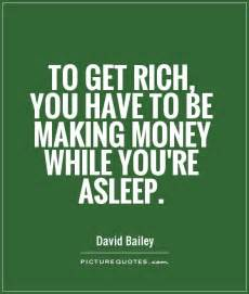 make money while you sleep picture 1