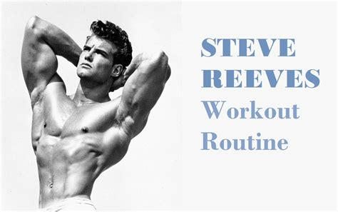 dynamic muscle building steve reeves picture 7