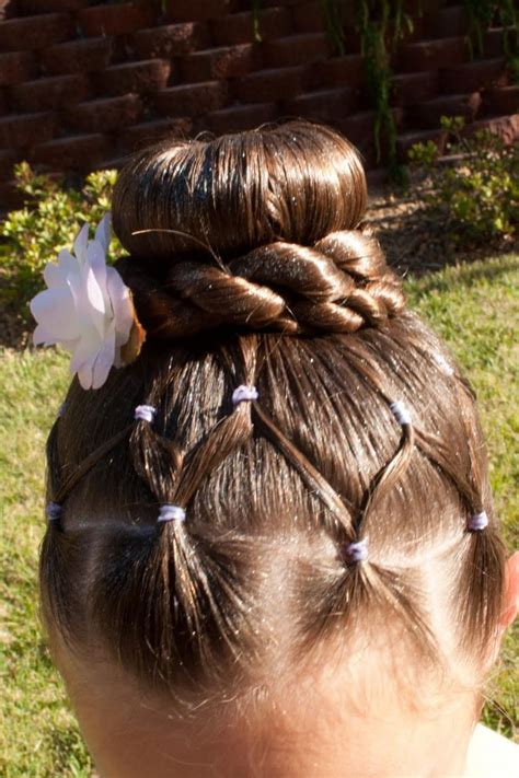 dance hair styles picture 13