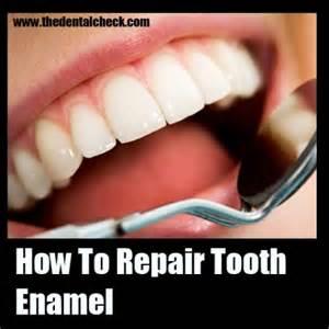 repairing lost tooth enamel picture 1