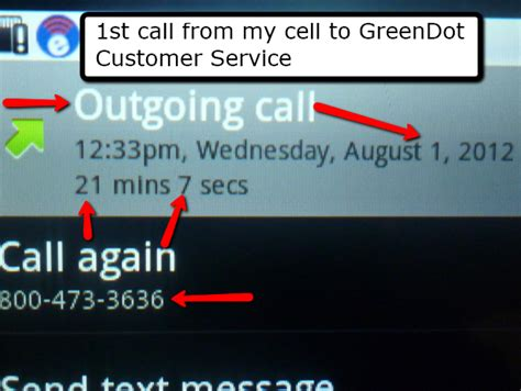 green dot customer service picture 5
