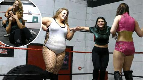 female wrestlers brought to orgasm against their will picture 12