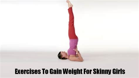 Weight gain exercises picture 6