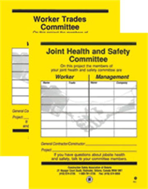work joint safety and health picture 21
