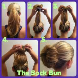 african hair buns with sock picture 2